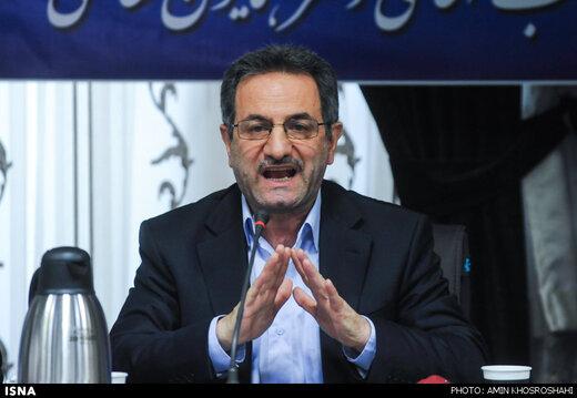 واکنش استاندار تهران به موضوع جدایی ری از تهران