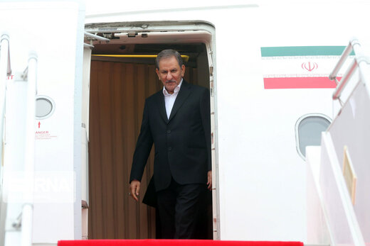 First Vice President arrives in Uzbekistan to attend SCO Summit
