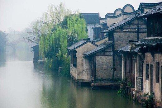 شهر آبی باستانی چینیها اولین شهر ۵G شد