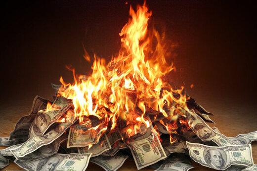 دلار به قعر ۳ ماهه فرستاده شد
