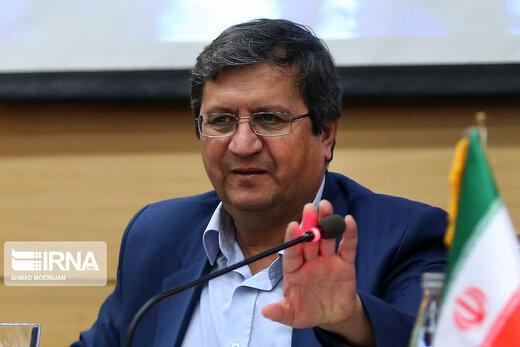 همتی از رشد صادرات نفتی و غیر نفتی ایران خبر داد