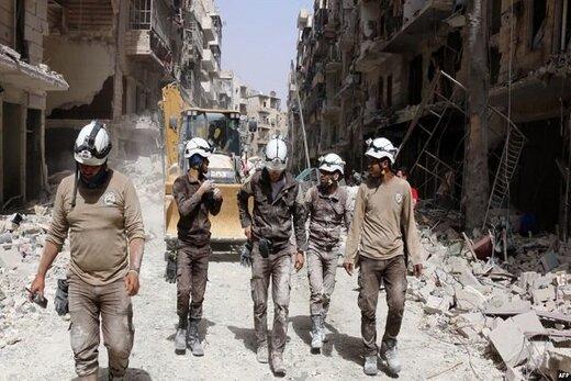روسیه: کلاه سفیدها در تدارک حمله شیمیایی در سوریه هستند