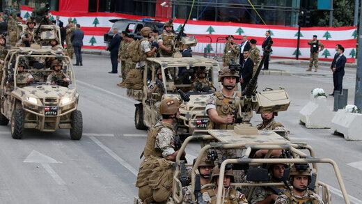 انگلیس به ارتش لبنان کمک میکند