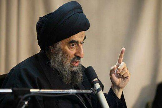 آیت الله مدرسی مسببین ناآرامی های عراق را اعلام کرد