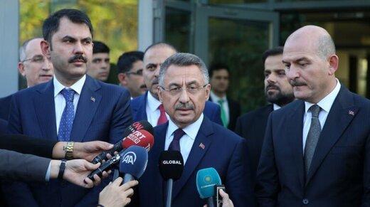 واکنش ترکیه به طرح حمایت فرانسه از کردهای سوریه