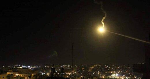 گنبد آهنین اسراییل باز هم ترک برداشت