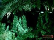با یکی از بزرگترین غارهای آهکی ایران آشنا شوید! +تصاویر