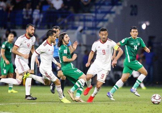 بیانیه عراقیها در آستانه بازی با ایران