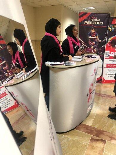 یک سال آگاهسازی زنان ایرانی برای مبارزه با سرطان پستان