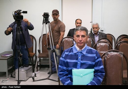 جعبه سیاه پرونده بابک زنجانی به ۲۰ سال حبس محکوم شد