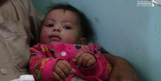این دختر 9 ماهه اشک کاربران مجازی را درآورد/عکس