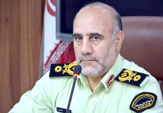 پلیس تهران: ایرادات طرح آلودگی هوا برطرف نشود یکطرفه تصمیم میگیریم