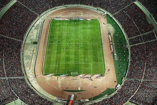 تراکتور - استقلال، پر تماشاگرترین بازی هفته در فوتبال جهان