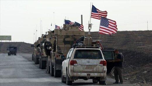 روسیه فاش کرد: آمار ماهانه قاچاق نفت از سوریه توسط آمریکا