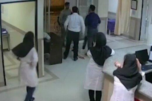 ماجرای بیمارستان رضوانشهر چه بود؟
