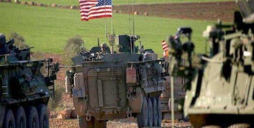 کامیونهای حامل تجهیزات آمریکایی از سوریه به عراق رفتند