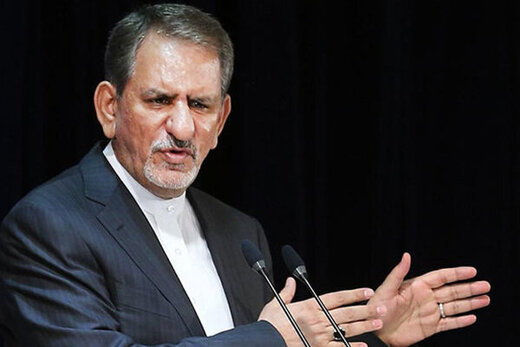 Jahangiri: JCPOA to be saved only through parties' commitment