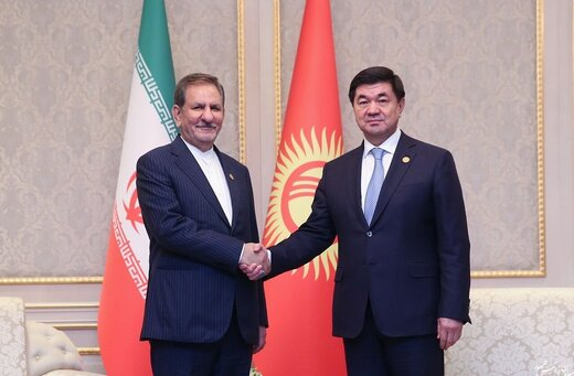 Tehran keen on expanding ties with Bishkek