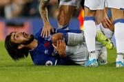 تصاویر | لحظاتی دردناک که در زمین فوتبال اتفاق افتاد (۱۶+)