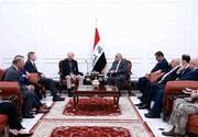 وعده نخست وزیر عراق به آمریکاییها: به اصلاحات ادامه میدهیم