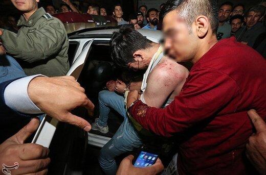 دستگیری ۵ شرور منطقه دولتخواه