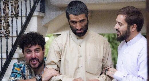 چهره جدید احمد مهرانفر و پژمان جمشیدی در «دینامیت»/ عکس