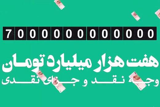 فیلم | بازگرداندن ۴۹ هزار میلیارد تومان به بیتالمال