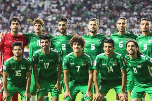 لیست تیم ملی عراق برای دیدار با ایران مشخص شد
