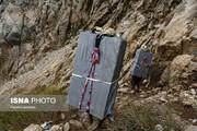 تصاویر | رفت و آمد کولبران در دل کوهستان