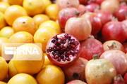 قیمت ۶۰ قلم میوه و صیفی در بازار تهران اعلام شد