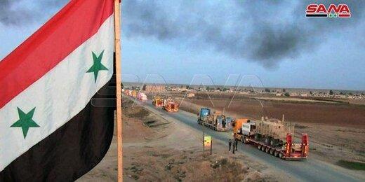 لشگر کشی آمریکایی ها به سمت عراق/عکس