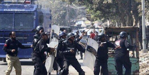 اسلام آباد امنیتی شد/استقرار 9هزار نیروی ضدشورش