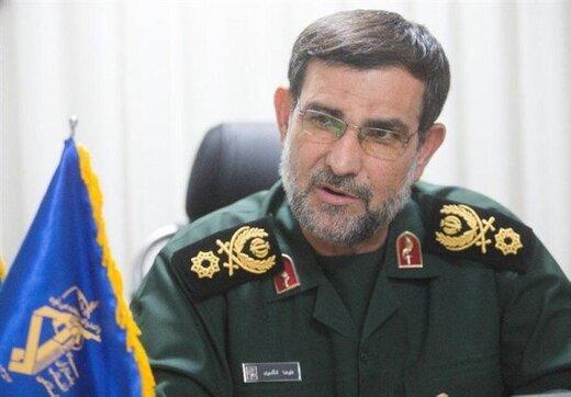 سردار تنگسیری: با صلابت حرکات دشمن را در خلیج فارس رصد میکنیم