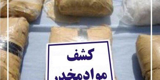 دستگیری ۹۰۰ نفر در مرز مهران به جرم همراه داشتن مواد مخدر
