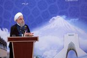 روحاني: غداً سنتخذ الخطوة الرابعة في تخفيض التزاماتنا النووية