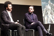 فیلم | اعتراف نوید محمدزاده در ژاپن: شب تا صبح نخوابیدم و گریه کردم که سر صحنه دار زدن ناصر خاکزاد !