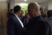 فیلم | داد و فریاد خبرنگاران اصفهانیها در حضور مصطفی دنیزلی!