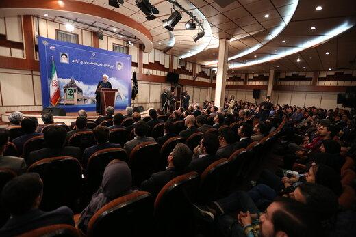 اعلام گام چهارم کاهش تعهدات ایران در برجام از سوی روحانی