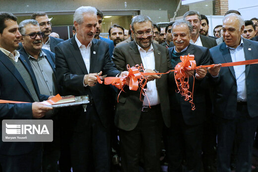 افتتاح نمایشگاه رینوتکس ۲۰۱۹ در تبریز