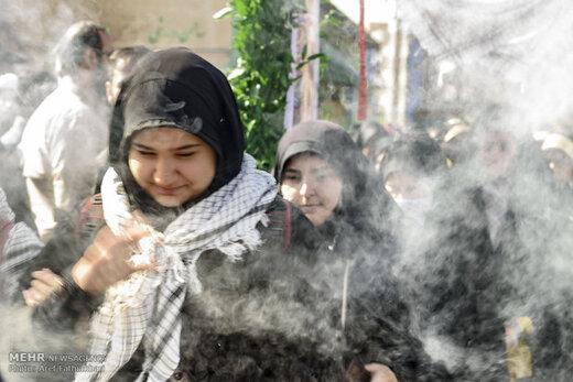 5 هزار دانشآموز البرزی به مناطق جنگی سفر میکنند
