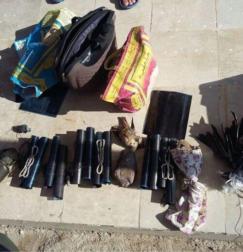 متخلفین زنده گیری پرندگان شکاری در خرم آباد دستگیر شدند