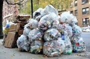 شهری که در آن روزانه ۱۴ میلیون تن آشغال تولید میشود؛ تصاویر