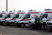 پایگاههای اورژانس هرمزگان در آمادهباش کامل