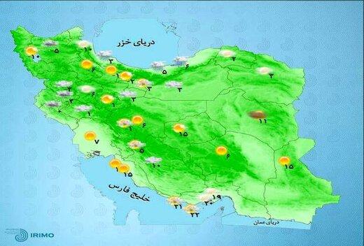 آخر هفته با آلودگی هوا در کلانشهرها؛ محدودیت تردد در جادهها اعلام شد