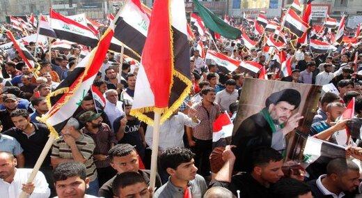 آیا آمدن مقتدی صدر به ایران بغداد را آرام کرد؟/عبدالمهدی مسیر سیاسی و میدانی پیش گرفت/تغییر قانون انتخابات