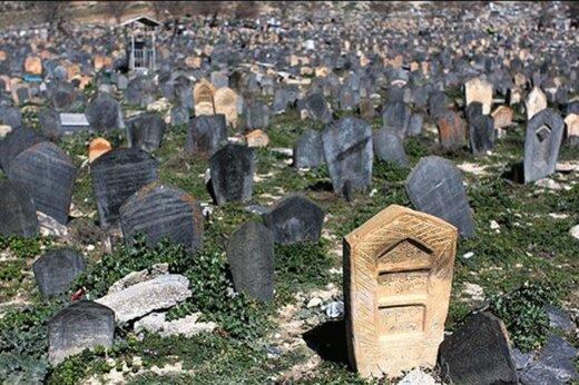 فیلم | در قدیمیترین قبرستان مسلمین در ایران چه کسانی دفن هستند؟