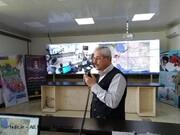 برگزاری مانور پدافند غیرعامل در شرکت برق لرستان