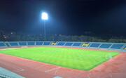 این استادیوم در اردن پذیرای ایران و عراق است/عکس