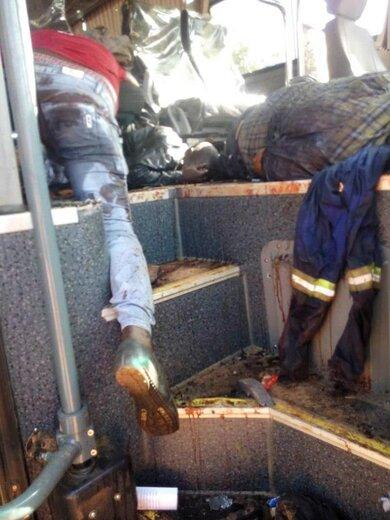 حمله مرگبار به کاروان معدنچیان در بورکینافاسو