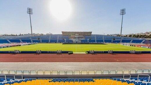 ایران در این ورزشگاه به مصاف عراق میرود/عکس